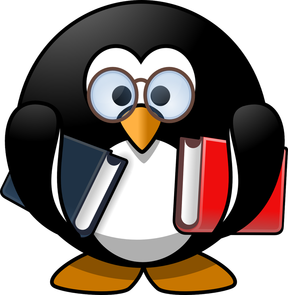 sommer der pinguine