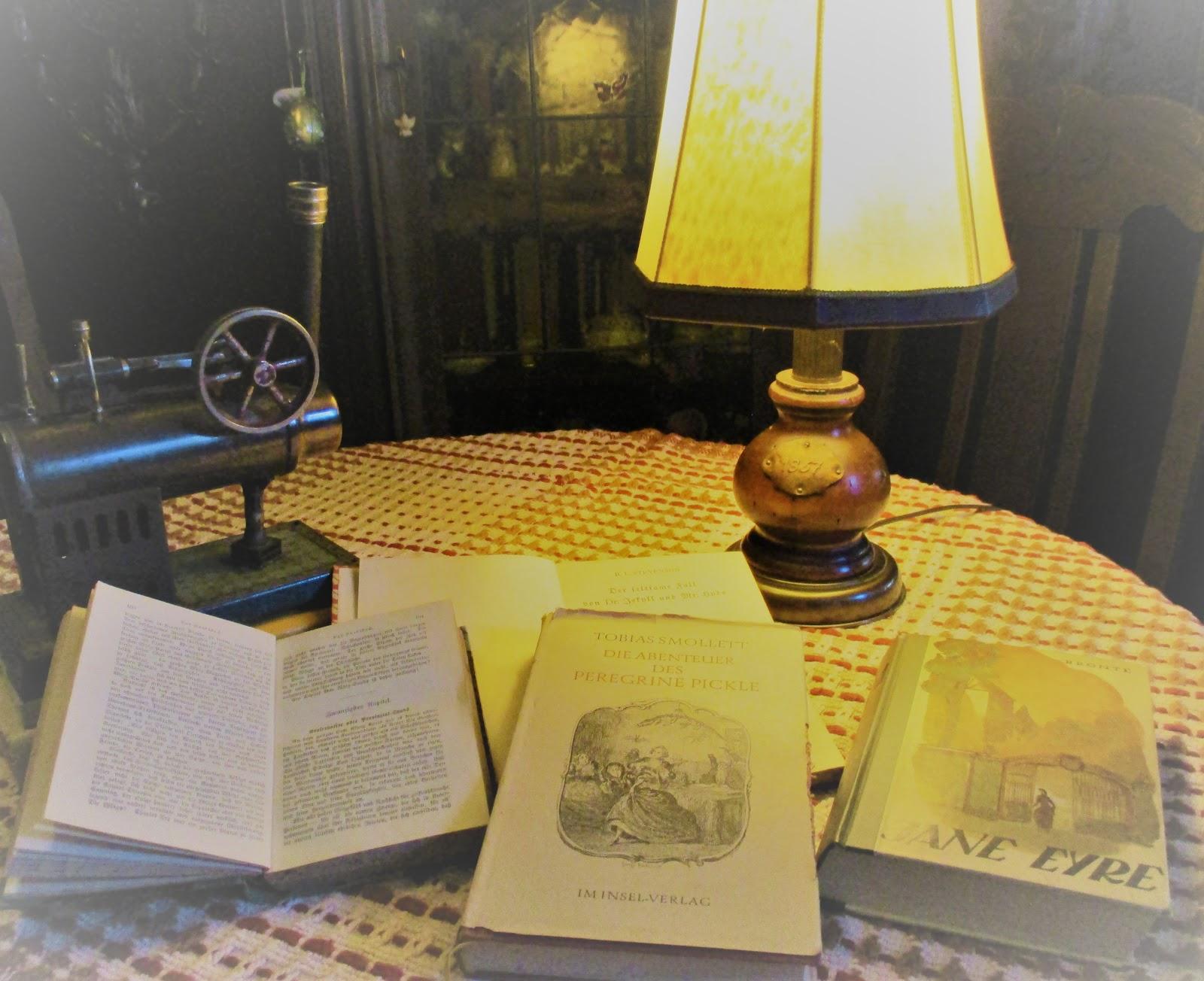 Viktorianische Literatur ist cool