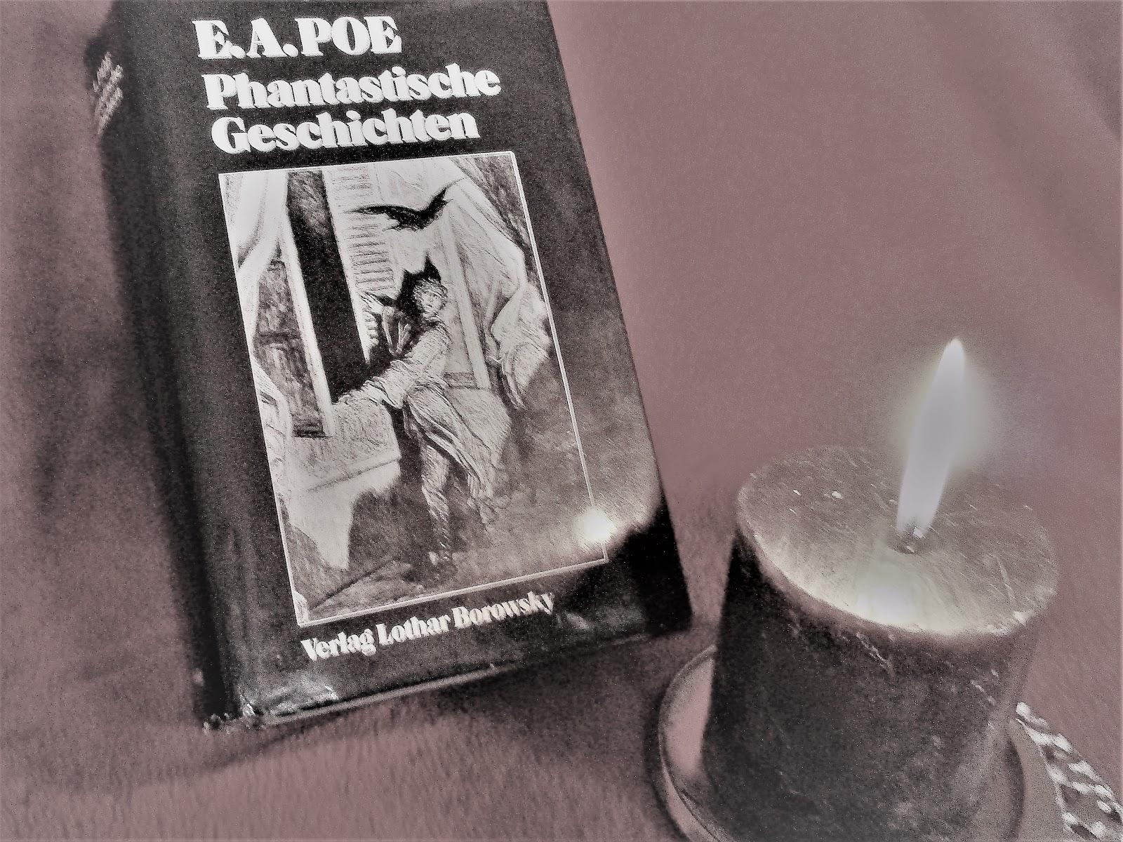 """Edgar Allan Poe: """"Der Fall Valdemar"""""""