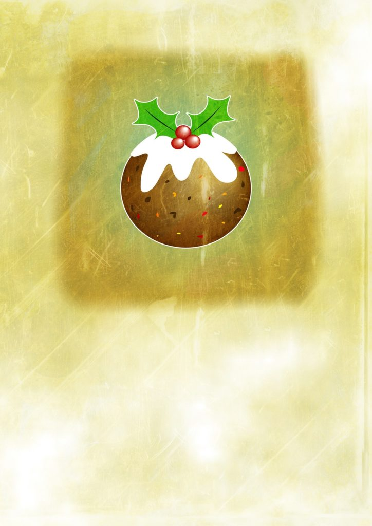 Der Christmas-Pudding