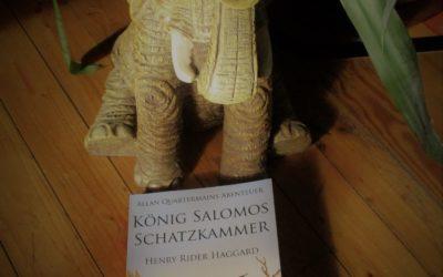 """König Salomos Schatzkammer"", Teil 2"